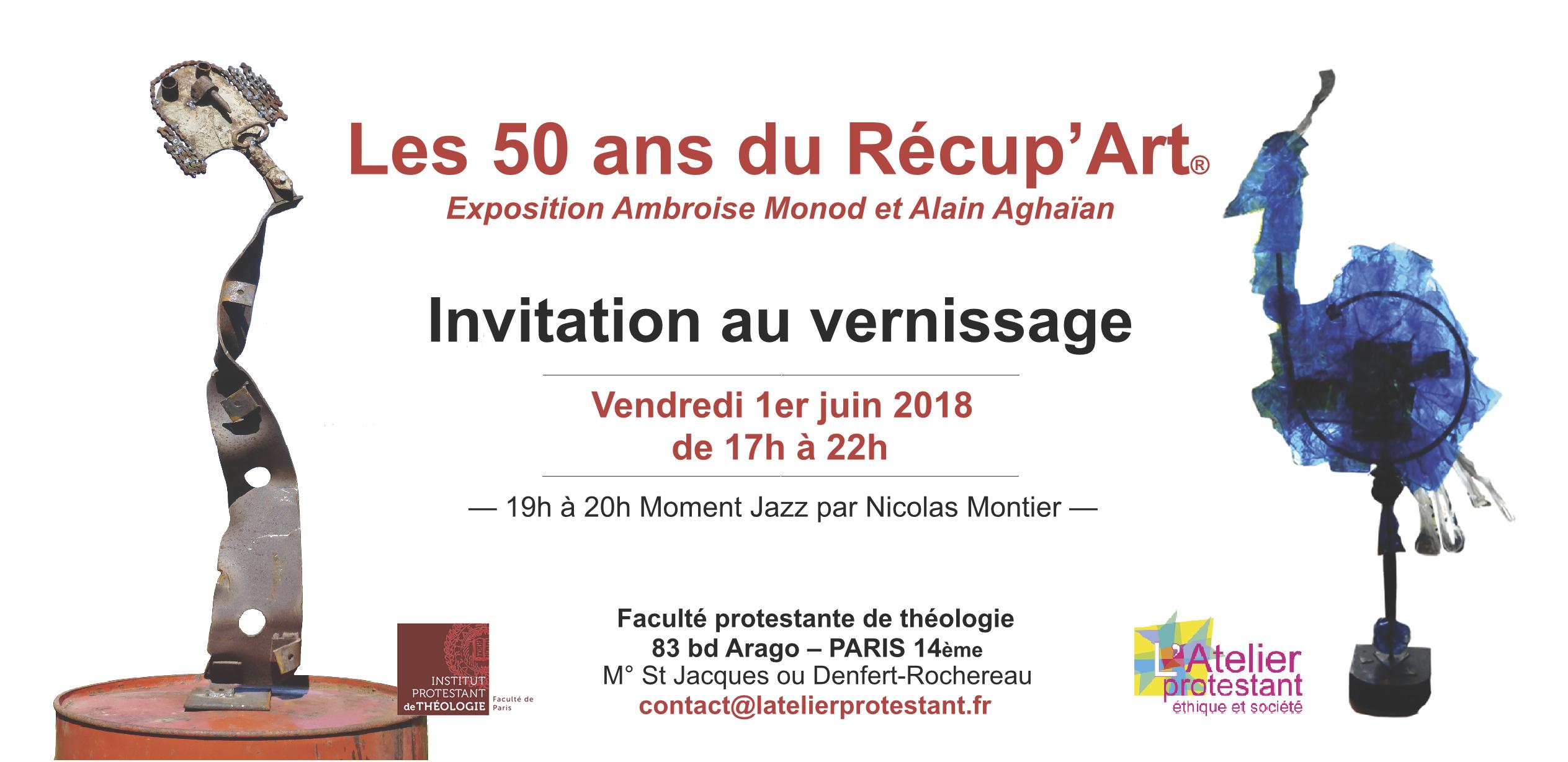 Invitation 50 ans du RecupArt v2